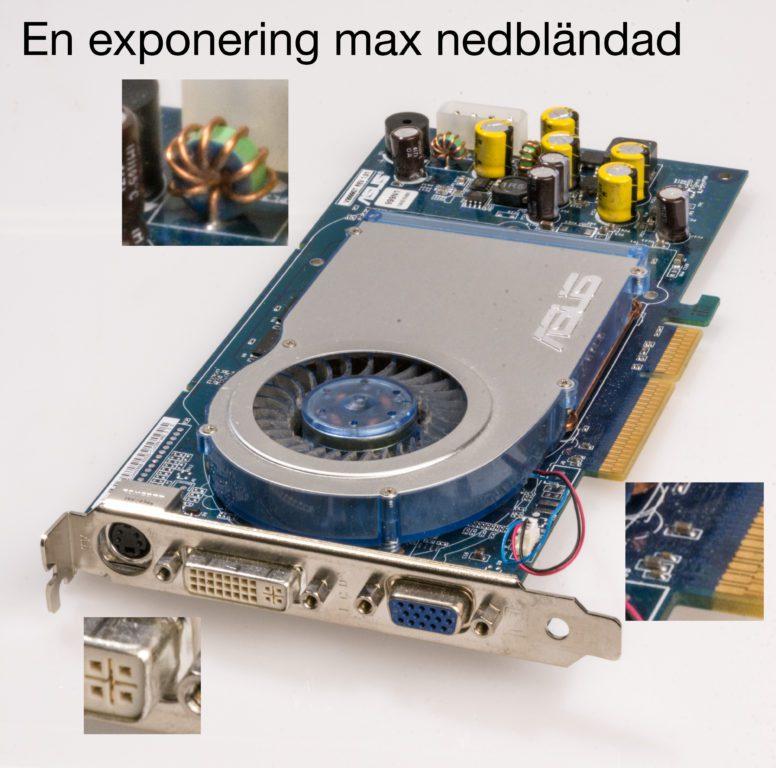 Produktbild Minsta Bländare - FirmaBild Företagsfoto